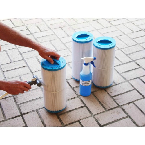 AquaComb Spa cleaningspafliters