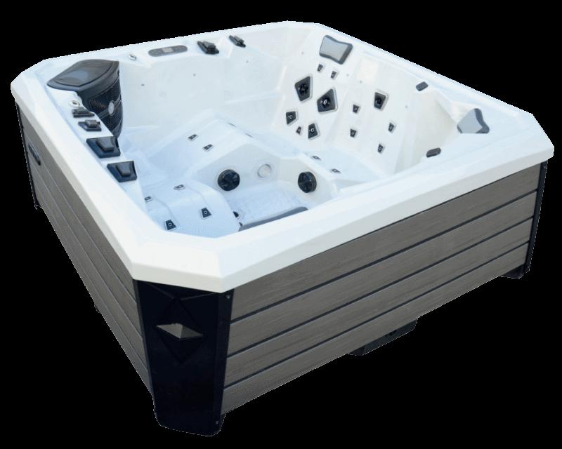 Luna masažni bazen