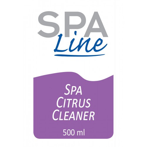 SPA CIT01 Spa CitrusCleaner label