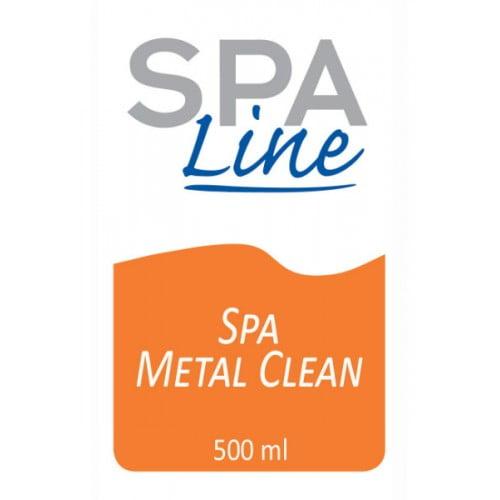 SPA MC001 Spa MetalClean label