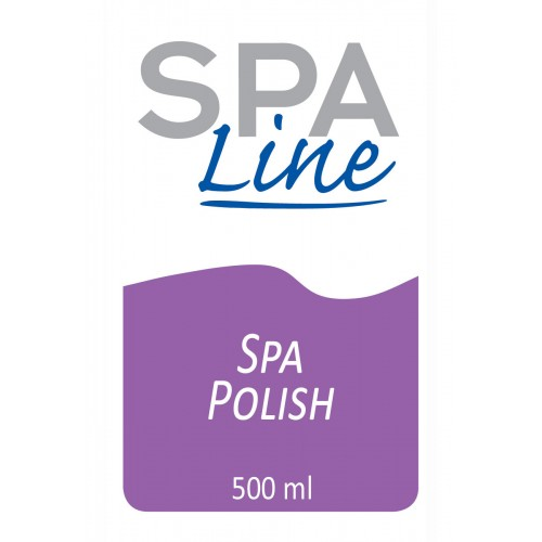 SPA SP002 Spa Polish label