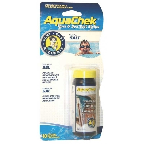 aquachek white salt tester
