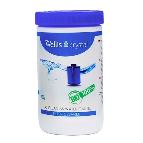 Wellis Crystal Filter Cleaner